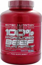 Scitec 100% Hydrolyzed Beef Isolate Peptides 1800 g
