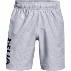 Pánske kraťasy Under Armour Woven Emboss Shorts - 1361432-011