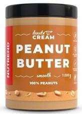 Nutrend DeNuts Cream 1000 g Arašidové maslo
