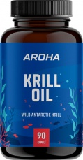 Aroha Krill Oil 90 kapsúl