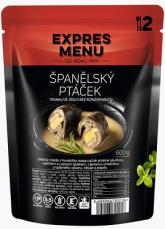 Expres menu Španielsky vtáčik 600 g