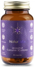 NaturLabs Liposomální Kurkumin 3Complex 30 kapsúl