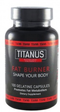 Titánus Fat Burner 100 kapsúl