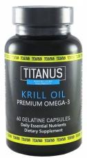 Titánus Krill oil 60 kapsúl