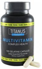 Titánus Multivitamin 100 kapsúl