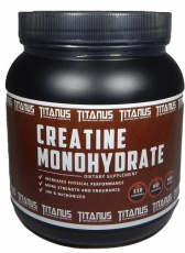 Titánus Creatine Monohydrate 500 g