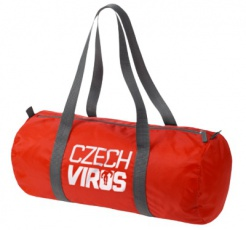 Czech Virus Gym Duffle Bag