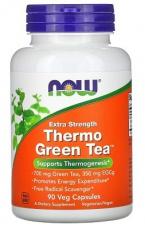 Now Foods Thermo Green Tea extra silný 90 kapsúl