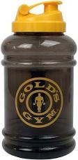 Gold 's Gym Waterjug Barel na pitie Čierno/žltý