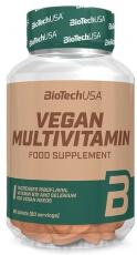 BiotechUSA Vegan Multivitamín 60 tabliet