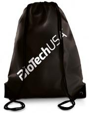 BiotechUSA Fitness bag čierny