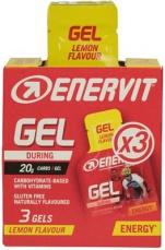Enervit Liquid Gel Energy During 3x25 ml - citron