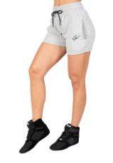 Gorilla Wear Dámske šortky Pixley Sweatshorts Gray
