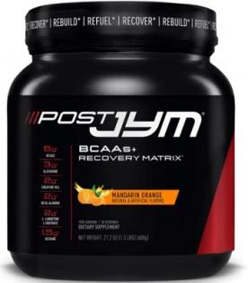 JYM Post BCAAs + Recovery Matrix 600 g