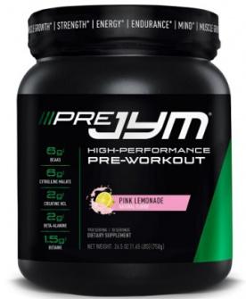 JYM High-Performance PRE-Workout 500 g
