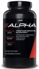 JYM Alpha Testosterone Support 180 kapsúl