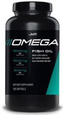 JYM Omega Fish Oil 120 kapsúl