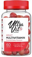 UltraVit Gummies Adult Multivitamín 60 želé cukríkov
