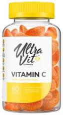 UltraVit Gummies Vitamin C 60 želé cukríkov