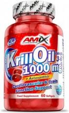 Amix Krill Oil 1000 mg 60 kapsúl
