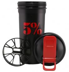 5% Nutrition Rich Piana šejkr 600 ml