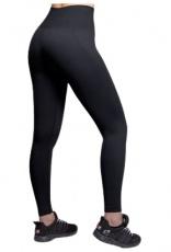 Gorilla Wear Yava Seamless legíny čierne