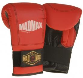 Mad Max Boxovacie rukavice vrecovky červené