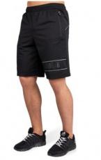 Gorilla Wear Pánske šortky Branson Black/grey
