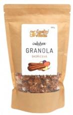 Lucky Alvin Cukrfree škoricová granola 200 g