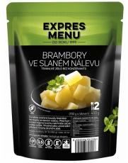Expres menu Zemiaky v slanom náleve 400 g