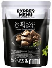 Expres menu Srnčie mäso na tymianu 300 g