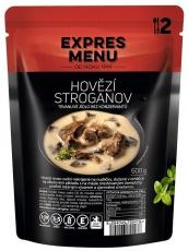 Expres menu Hovädzí Stroganov 600 g
