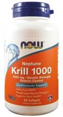 Now Foods Krill Oil Neptune 1000 mg 60 kapsúl