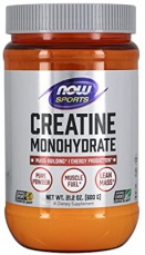 Now Foods Kreatín monohydrát 600 g