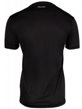 Gorilla Wear Pánske triko Fargo T-shirt Black