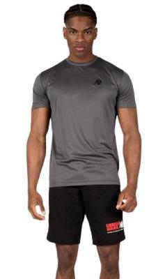 Gorilla Wear Pánske triko Fargo T-shirt Gray