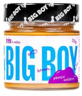 Big Boy Slaný Pikantné arašidový krém 250 g