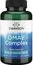 Swanson DMAE Complex 130 mg 100 kapsúl