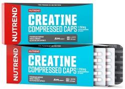 Nutrend Creatine Compressed Caps 120 kapsúl