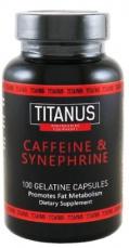 Titánus Caffeine & Synephrine 100 kapsúl
