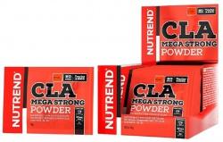 Nutrend CLA Mega Strong Powder 30 x 5 g - pomaranč
