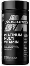 MuscleTech Platinum Multivitamin 90 tabliet