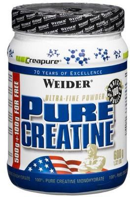 Weider Pure Creatine 600 g