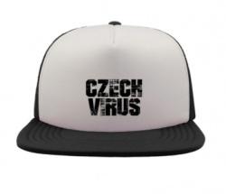 Czech Virus Šiltovka Grunge