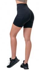 Nebbia Fit & Smart dámske cyklistické šortky 575 black