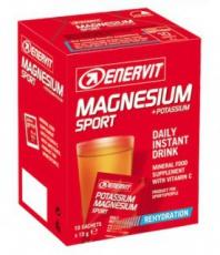 Enervit Horčík + Draslík (Magnesium + Potassium Sport) 10x15 g