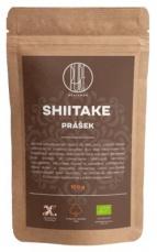 Brainmax Pure Shiitake prášok BIO 100 g