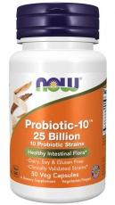 Now Foods Probiotic-10 25 Billion 50 kapsúl