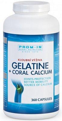 Prom-in Gelatine + Coral Calcium 360 kapsúl