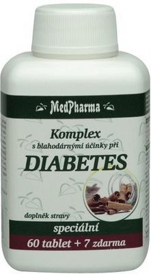 MedPharma Diabetes 67 tabliet